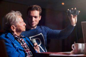 Vloggen met ouderen